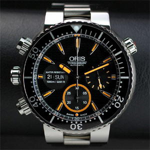 Watch Replica Oris Carlos Coste